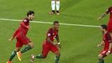 Portugal v Iceland - LIVE