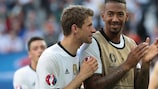 Meet the quarter-final opposition: Germany