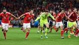 Wales v Belgium - LIVE