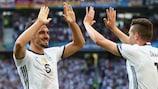 Germany v Slovakia - LIVE