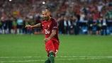 Ricardo Quaresma verwandelte den entscheidenden Elfmeter für Portugal