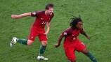 Renato Sanches traf gegen Polen in Marseille