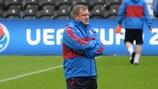 Pavel Vrba führte die Tschechische Republik zur UEFA EURO 2016