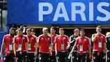 Wales get a feel for the Parc des Princes
