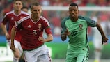 Portugal face a swift rematch with Hungary in World Cup qualifying