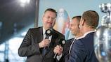 Bavarian pride at Munich's EURO 2020 logo launch