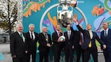 Dublin - sharing in the celebration of football in 2020