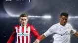 Antoine Griezmann, Cristiano Ronaldo und Gareth Bale sind die drei Finalisten
