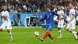 Como foram os 108 golos do EURO