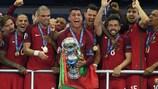 Il Portogallo è la decima nazione a vincere EURO