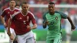 Portugal vai voltar a encontrar a Hungria, agora no apuramento para o Campeonato do Mundo