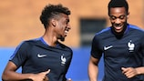 Will German-based Kingsley Coman help down his adopted home?
