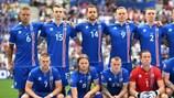 Le 11 islandais n'a pas changé depuis le début de l'EURO