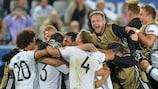 Perché la Germania alzerà il trofeo