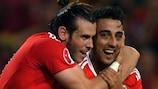 Gareth Bale e Neil Taylor: insieme, più forti