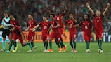 Portugal have reached the semi-finals in four of the last five EURO editions