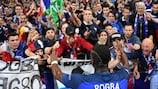 Le Stade de France veut revoir ces Bleus
