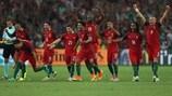 Portugal ha llegado a las semifinales en cuatro de las últimas cinco ediciones de la EURO