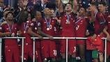 Todos os Melhores em Campo do EURO 2016