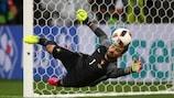 Rui Patrício foi decisivo para Portugal nos quartos-de-final, ante a Polónia