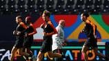 Превью полуфинала Лиги наций: Нидерланды - Англия