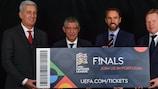 Candidate-se já a bilhetes para a fase final da UEFA Nations League