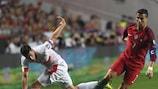 Cristiano Ronaldo está de volta para liderar o ataque de Portugal