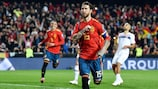 Гол Серхио Рамоса с пенальти принес сборной Испании победу