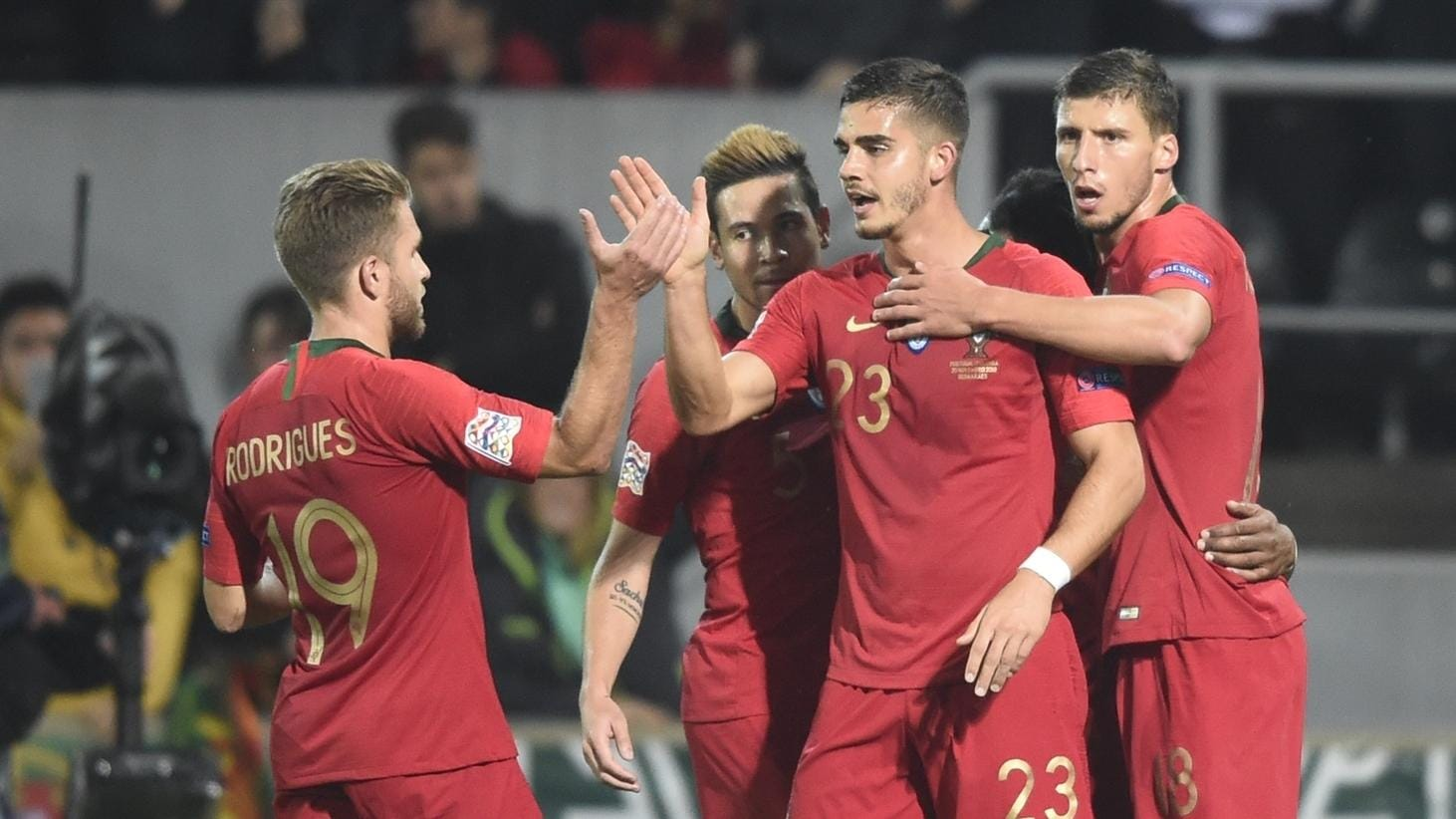 Nations League: promoted, relegated, final four