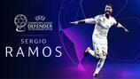 Лучший защитник Лиги чемпионов-2017/18: Серхио Рамос