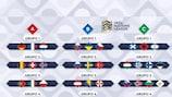 España se estrenará ante Inglaterra y Croacia