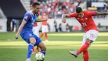 Schweiz gegen Island