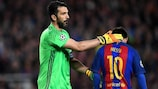 Juventus and Barcelona face a swift rematch