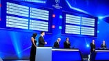 The draw is displayed in Monaco