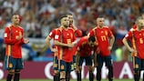 España muestra su decepción tras caer eliminada