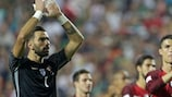 Portugal superou a Suíça na corrida ao topo do Grupo B e juntou-se ao lote de apurados