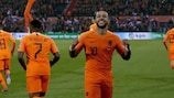 Depay e o sonho da Holanda