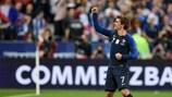 Antoine Griezmann, doublé au Stade de France