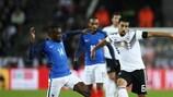 Blaise Matuidi (France) va retrouver son coéquipier de la Juventus Sami Khedira (Allemagne) en UEFA Nations League