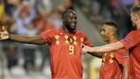Romelu Lukaku was Belgium's hero