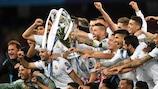 UEFA Champions League Squad of the Season