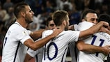 Greece secured their play-off place with victory against Gibraltar on Tuesday