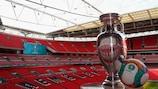Le finale de l'EURO 2020 se jouera à Wembley