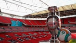 The UEFA EURO 2020 final will be held at Wembley
