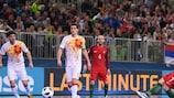 Bruno Coelho fires in the final winner for Portugal