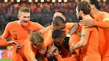 Georginio Wijnaldum legte den Grundstein zum Sieg der Niederlande