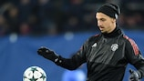 Will Zlatan Ibrahimović score his first UEFA Champions League goal for Manchester United?
