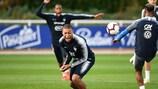 Frankreichs Kylian Mbappé vor dem Duell mit Deutschland