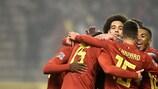 Triunfo de Bélgica con doblete de Batshuayi