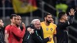 Portugal empata Itália e está na Fase Final, Suécia vence